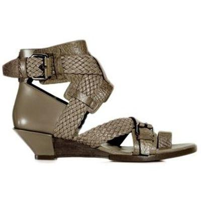5 Beautiful Taupe Alexander Wang Sandals ...