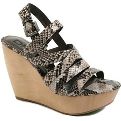 4 Stylish Taupe DKNY Sandals ...