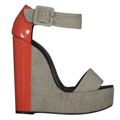 5 Chic Gray Pierre Hardy Wedges ...