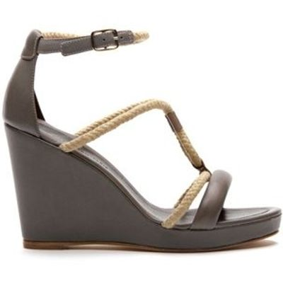 9 Beautiful Taupe Tila March Wedges ...