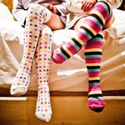 7 Fabulous Printed Socks for Fall ...