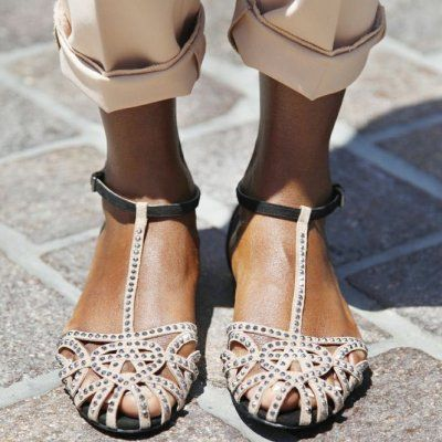 Feet First: Gorgeous Summer Flats ...