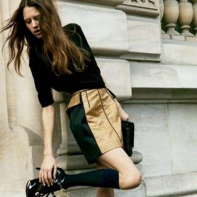7 Street Style Ways to Wear Knee High Socks ...