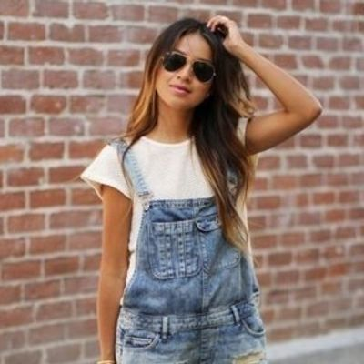 7 Streetstyle Ways to Rock Overalls and Look Fab ...