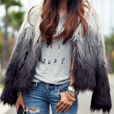 7 Streetstyle Ways to Rock Faux Fur ...