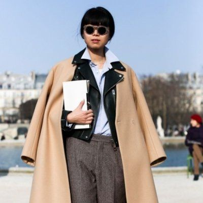 Street Style Ways to Layer for Fall ...
