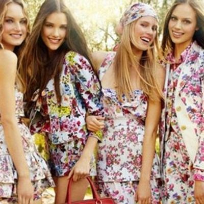 7 Streetstyle Ways to Rock the Floral Trend This Spring ...