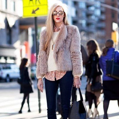 7 Layered Street Style Looks for the Fall ...