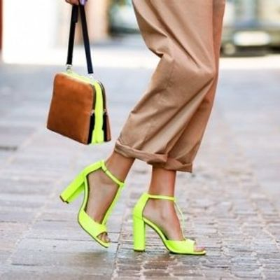 7 Streetstyle Ways to Wear Neon Colors ...