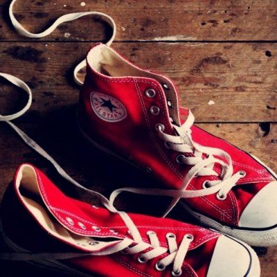 Style Inspo: Cool Ways to Lace up Your Converse ...