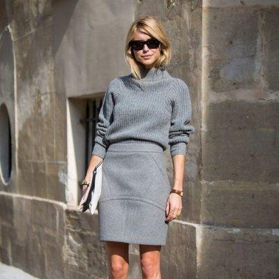 7 Street Style Ways to Wear the Monochrome Trend ...