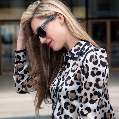 7 Street Style Ways to Wear Animal Print This Summer ...