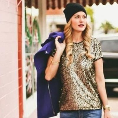 7 Streetstyle Ways to Wear Sequins and Look Fabulous ...