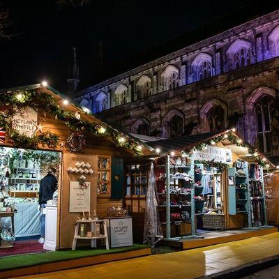 17 Lesser-Known but Fabulous European Christmas Markets ...