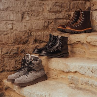 The Most Fashionable Designs of Men's Shoes for Winter ...