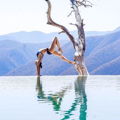 5 Creative Places to Take Your Yoga Mat to ...