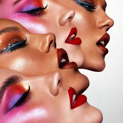 How Lucy Hale Creates Custom Lip Colors ...