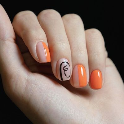 Gorgeous Nail Art  for Girls with Short Nails  ...