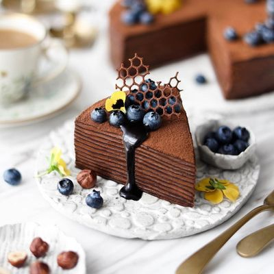 24 of Todays Swoon Worthy Cake and Dessert Inspo for Girls Who Love to Bake ...