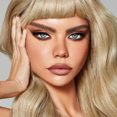 12 Sexiest Celebrity Bangs ...
