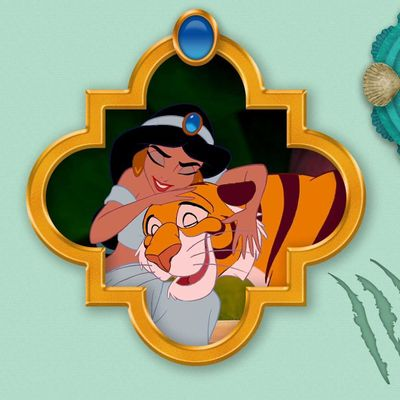 If Disney Princesses Were Real ...