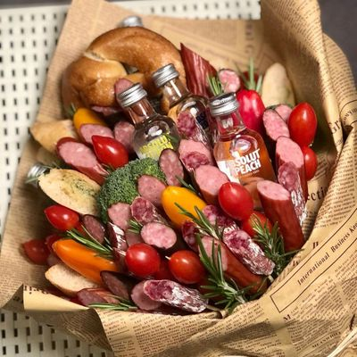 Step by Step Guide 📙 to Making a BroQuet 🎁 for Your Man 💑 This Valentine's 💘 Day ...