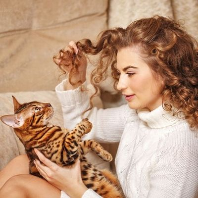 7 Revolutionary Every Day Hair Tips ⚡️💣for Girls with Curly Hair 💎 ...
