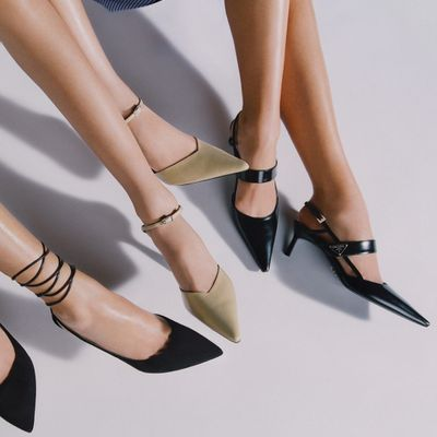 The Secret to Wearing High Heels without Any Pain ...