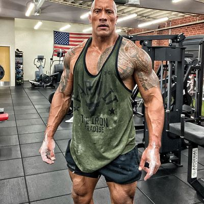 The Rock's Body Double May Be Even Hotter than He is ...