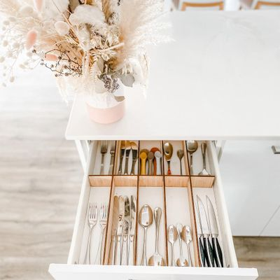 20 Easy Examples of Drawer Organization That Will Make Your Life Easier ...