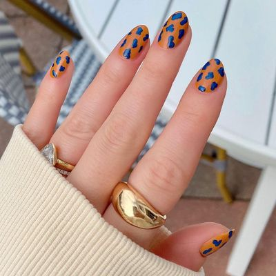 Show off Your Wild Side with These Animal Print Nails ...