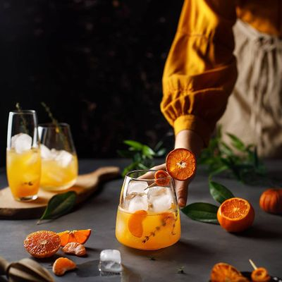 Holiday Mocktails for Girls Who Don't Drink Alcohol 🍹 ...