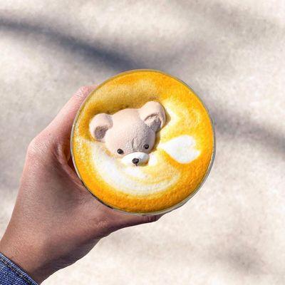 Latte Art like You've Never Seen before ...