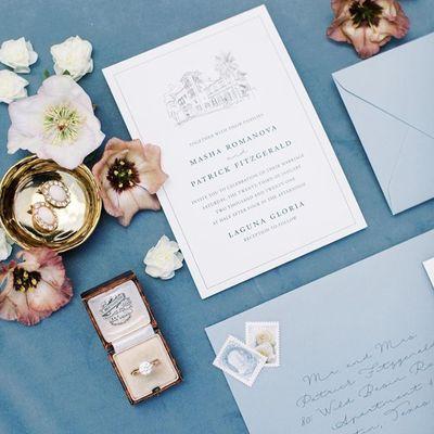 Wedding Invitation Design and Layout Tips ...