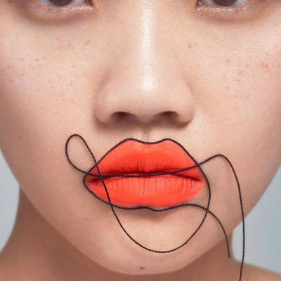9 Pieces of Elaborate Lip Art Anyone Can Pull off ...
