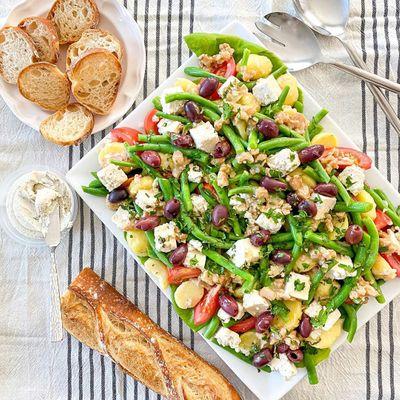 Yummy 🤤 Recipe for Sunny ☀️ Nicoise Salad 🥗 ...