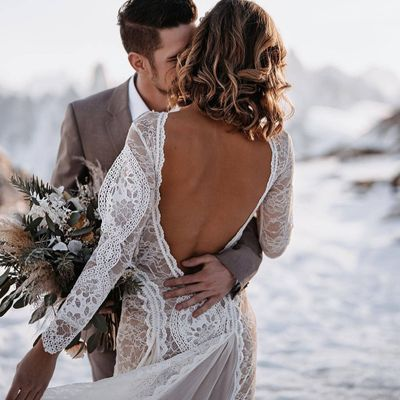 How to Look Hot at a Winter Wedding ...