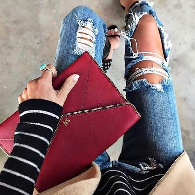 7 Creative 🎨 Ways to Reinvent Your Jeans 👖 from Drab 👎🏼 to Fab 👍🏼 ...