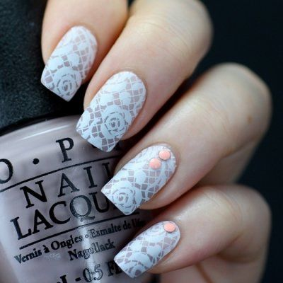 An Elegant Nail Design for the Fanciest Occasions ...