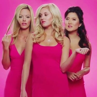 News Flash⚡️: the Mean Girls Musical 🎶🎤Trailer is Here ...
