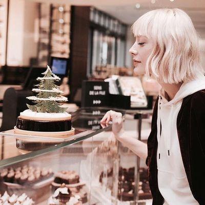Stunning Christmas 🎄 Cakes 🎂 to Admire This Holiday Season ❄️️ ...