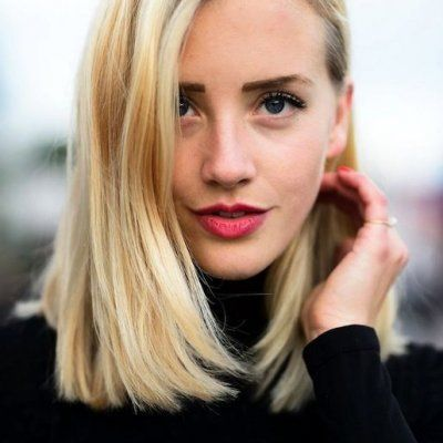50 Cute and Trendy 😎 Long Bob Inspos 💡 for Girls Sick of 😫 Long Hair ✂️ ...