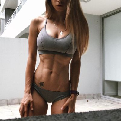 All 💯 Girls with Killer Abs 👊🏼 Practice These 👆🏼👈🏼 Habits 💁🏼💁🏽💁🏿💁🏻 ...