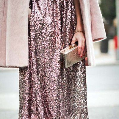21 Ways to Make Your Outfit Stand out with Sequins ...