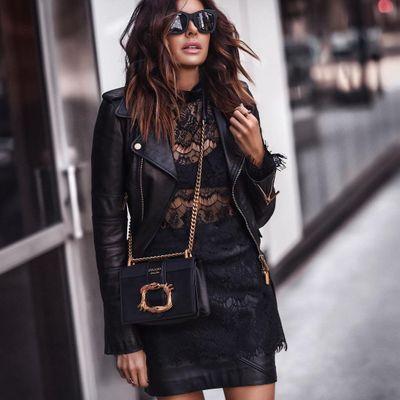 Marc by Marc Jacobs Aline Leather Handbag ...