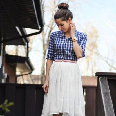 27 of the Prettiest Plaid Looks You'll Ever Find ...