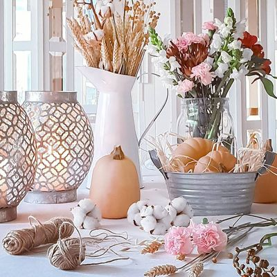 7 Simple Thanksgiving Decorations 🍂 for Your Apartment 🏠 ...