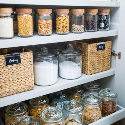 7 Easy DIY Tips to Create a Healthy Pantry ...