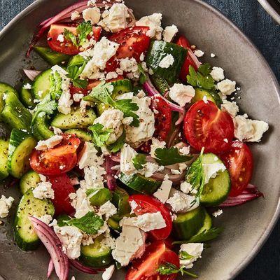 7 Fresh Salads under 100 Calories ...