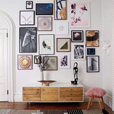 7 Wall Art Ideas for Home Decor ...